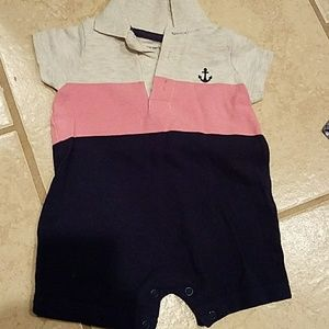 Other - Navy, pink grey